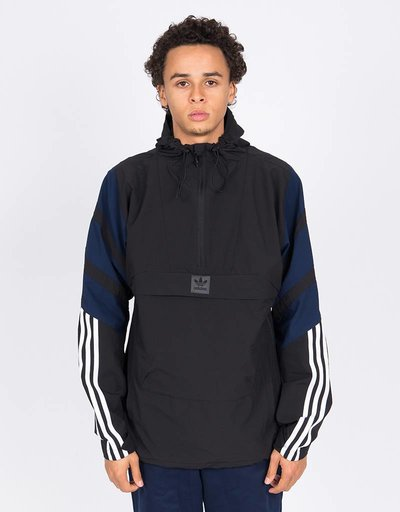adidas 3ST Jacket Black/Navy/Carbon