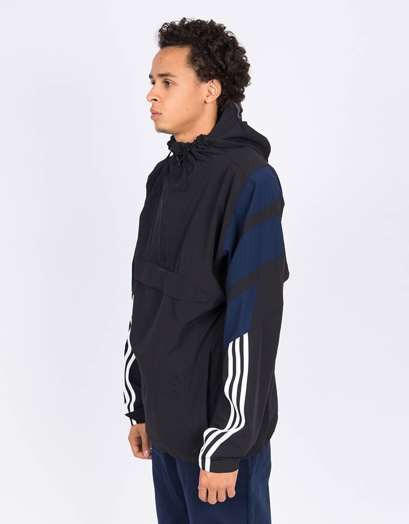 adidas 3ST Jacket Black/Navy/Carbon
