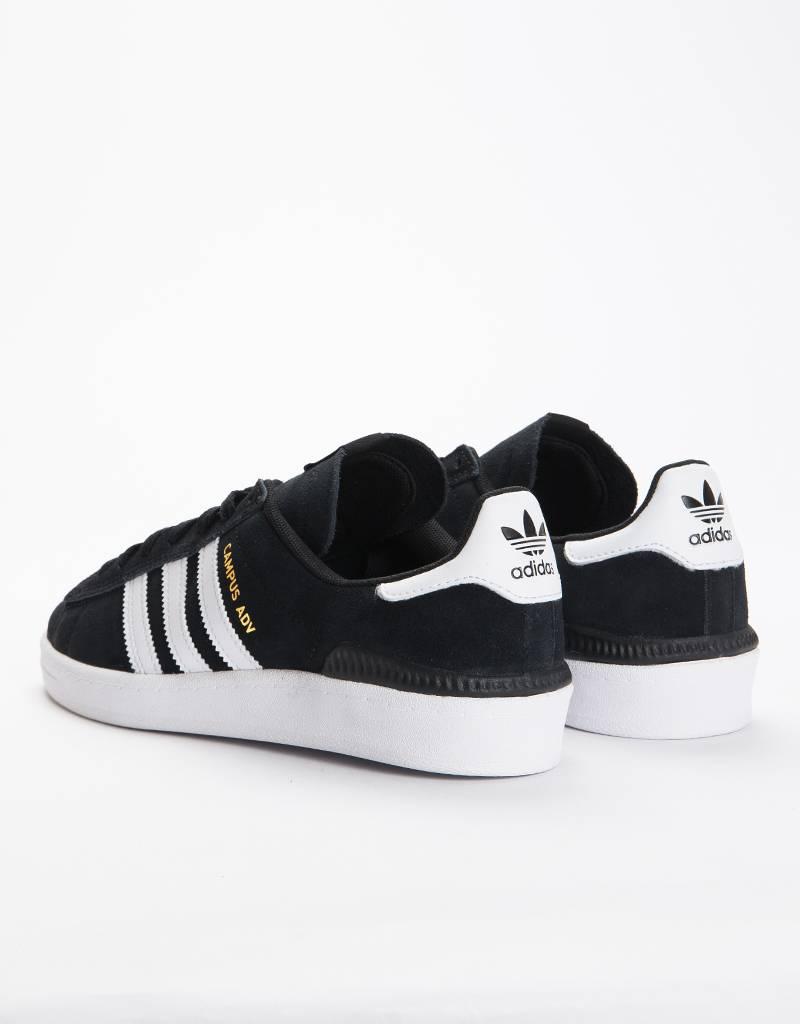 Adidas Campus ADV Cblack/Ftwwht/Ftwwht