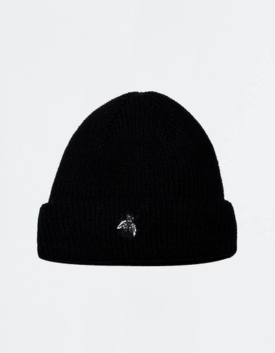 Fucking Awesome Flies Beanie Black