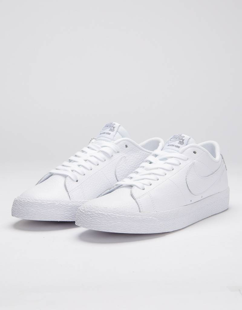 708043652fa5 ... discount nike sb zoom blazer low nba white white rush blue university  red 1d3ae aad4f