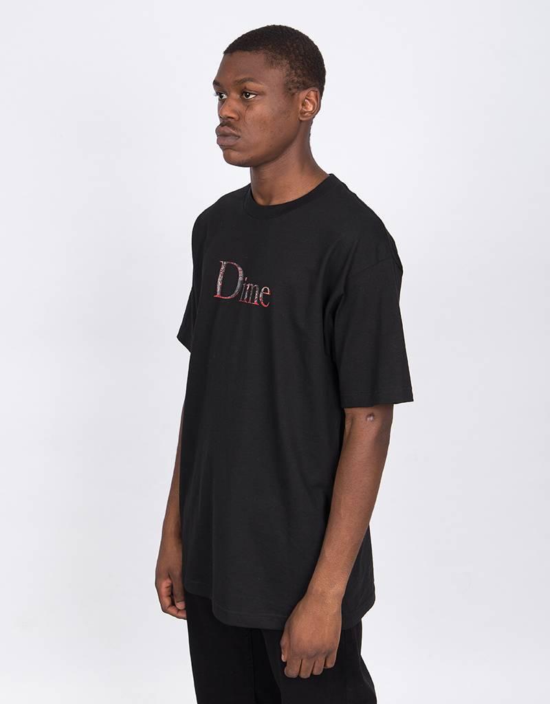 Dime Classic Logo T-Shirt Molten Core
