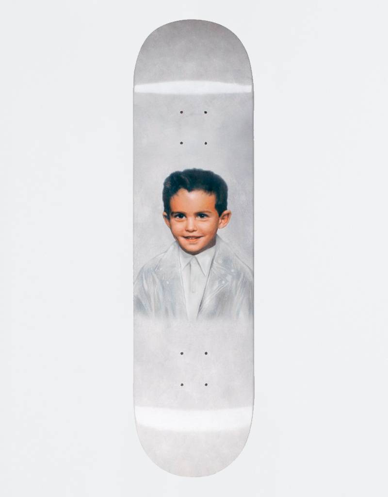 Fucking Awesome Deck Dylan Class Photo White Dipped 8,25‰Û