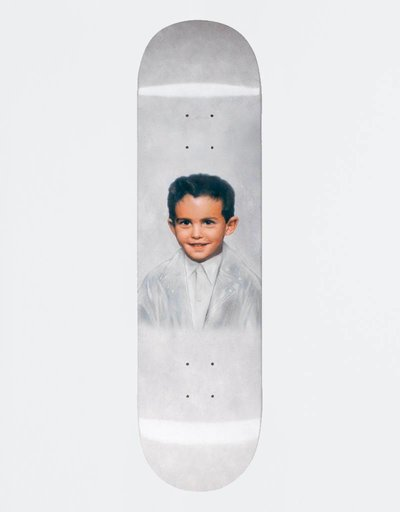 Fucking Awesome Deck Dylan Class Photo White Dipped 8,5‰Û