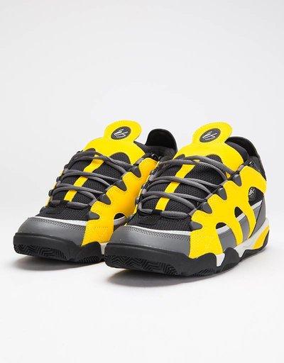éS Scheme Grey/Black/Yellow