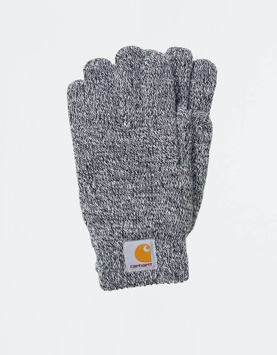 Carhartt Scott Gloves Dark Navy