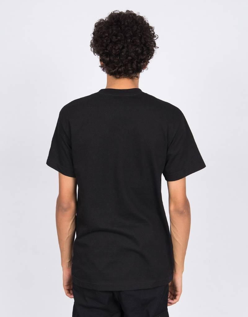 Quasi Wordmark T-Shirt Black