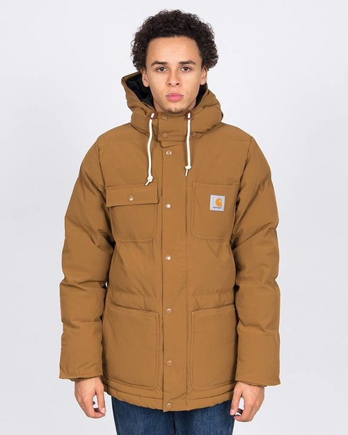 Carhartt Carhartt Alpine Coat Hamilton Brown/Black