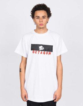 Octagon ÌÐctagon Yubitsume T-Shirt White