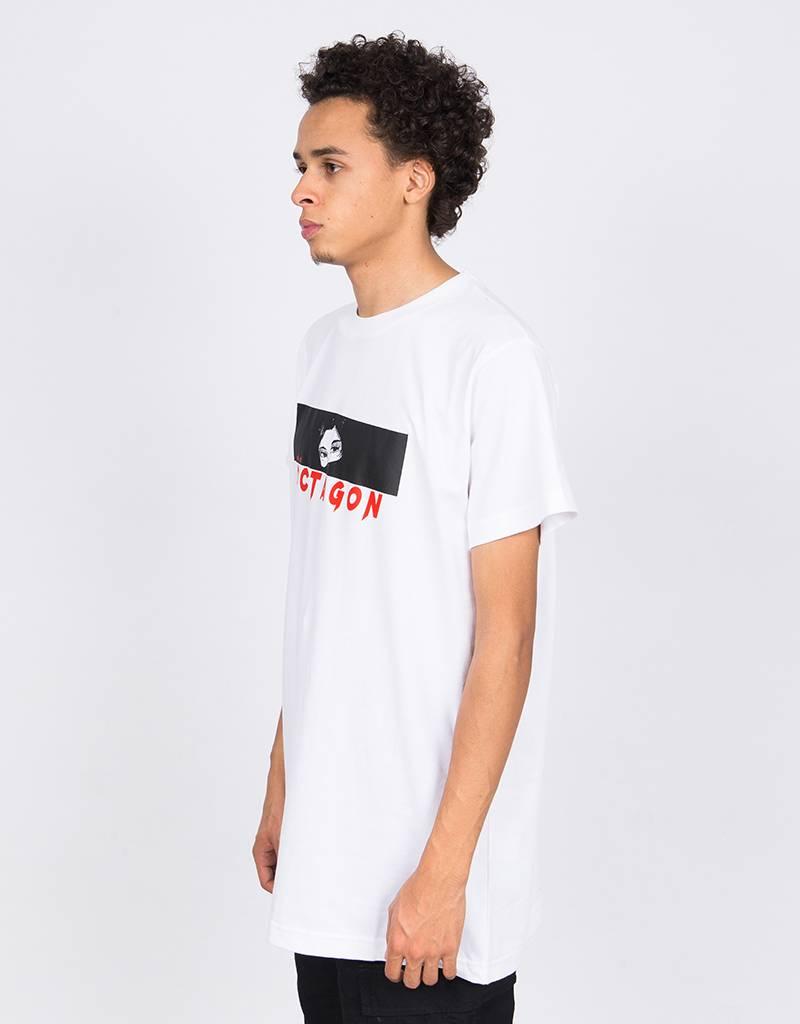 Octagon Yubitsume T-Shirt White