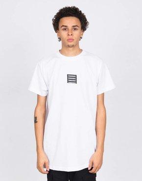 Octagon Octagon Cube T-Shirt White