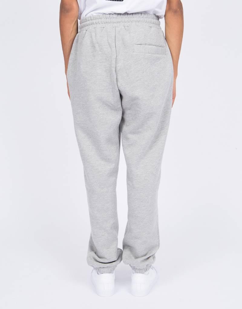 Quartersnacks Embroidered Sweatpants Heather Grey