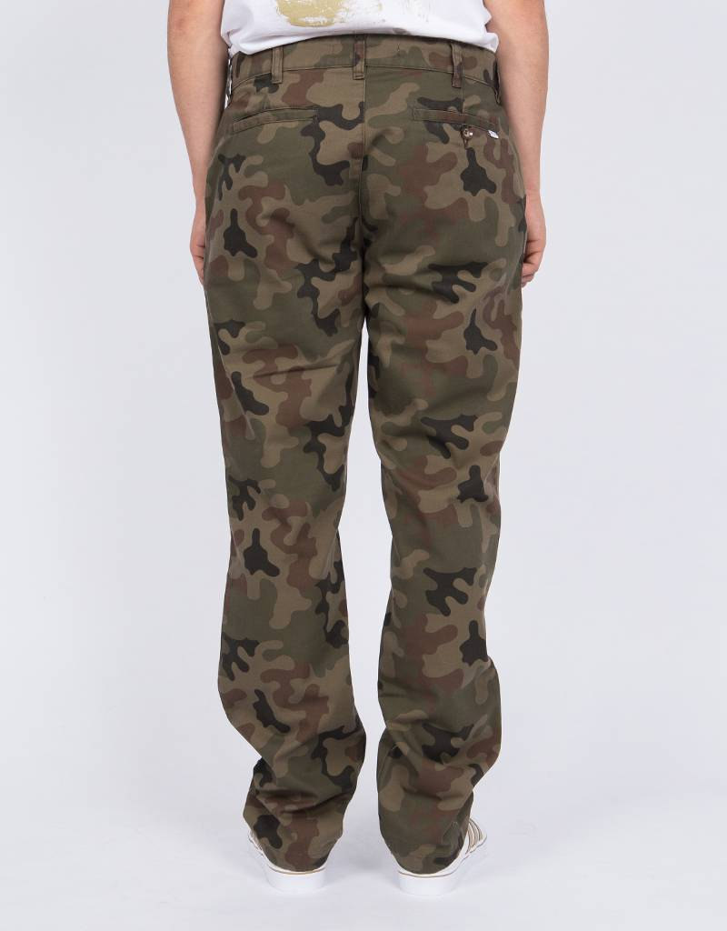 Post Details Camo Labour Pants
