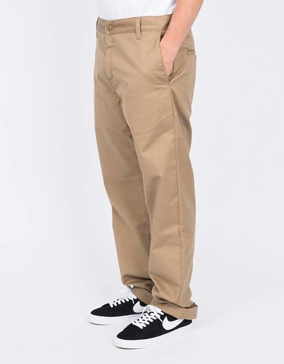 Carhartt Station Pants Leather Rinsed