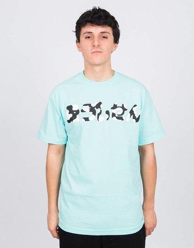 Evisen Hylaganna Yoghurt T-shirt Celadon