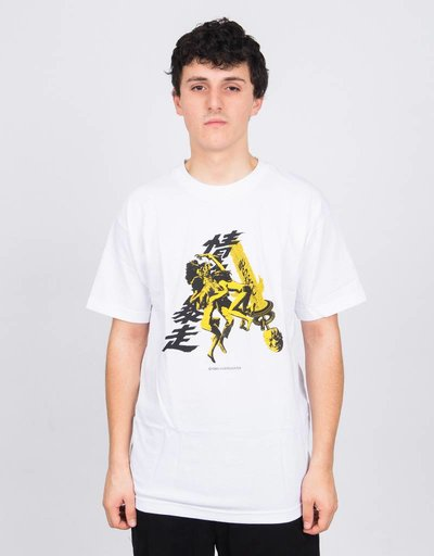 Evisen Burning Desire T-shirt White