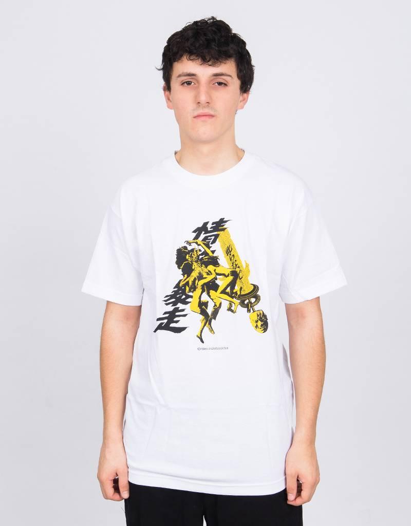 Evisen Burning Desire T-shirt White