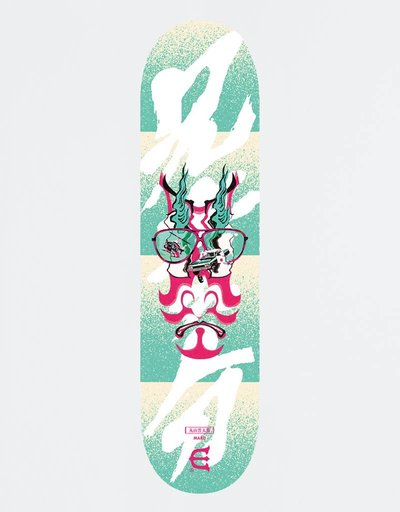 Evisen Powerplay Maru Deck 8.25""