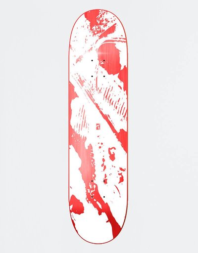 Poetic Collective Wood & Painting Red Deck 8,375‰Û