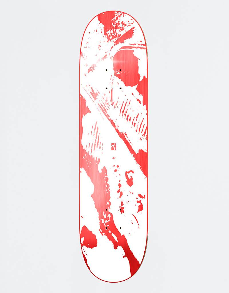 Poetic Collective Wood & Painting Red Deck 8,375‰Û