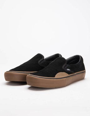 Vans Vans Slip-On Pro Rubber Black/Gum