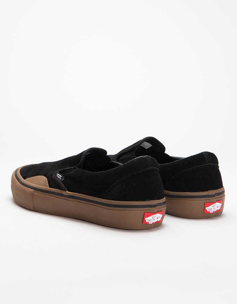 Vans Slip-On Pro Rubber Black/Gum