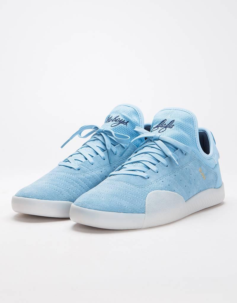 de0cef9e76 Adidas 3st 003 Miles Silvas Blue White Lockwood Skate