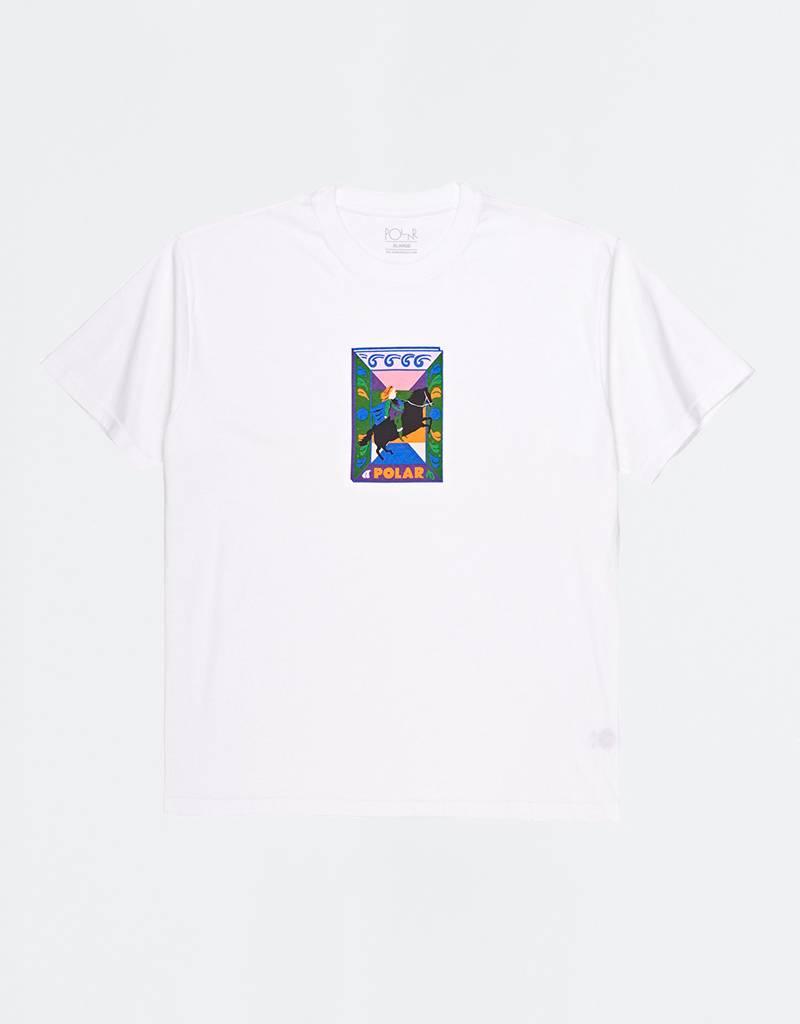 Polar Hero's Journey T-Shirt White