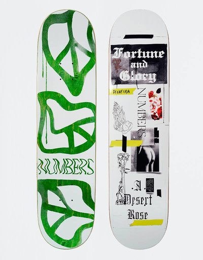 "Numbers TX Edition 5 8,0"" Deck"