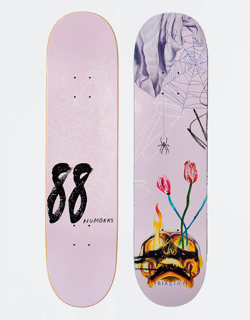 "Numbers TX Edition 5 7,8"" Deck"