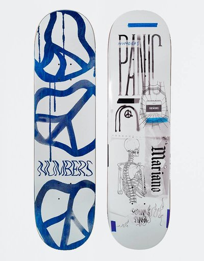 "Numbers Mariano Edition 5 8,4"" Deck"