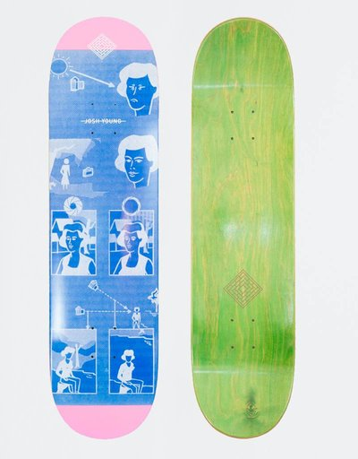 The National Photo Club Josh Young Deck 8.125""