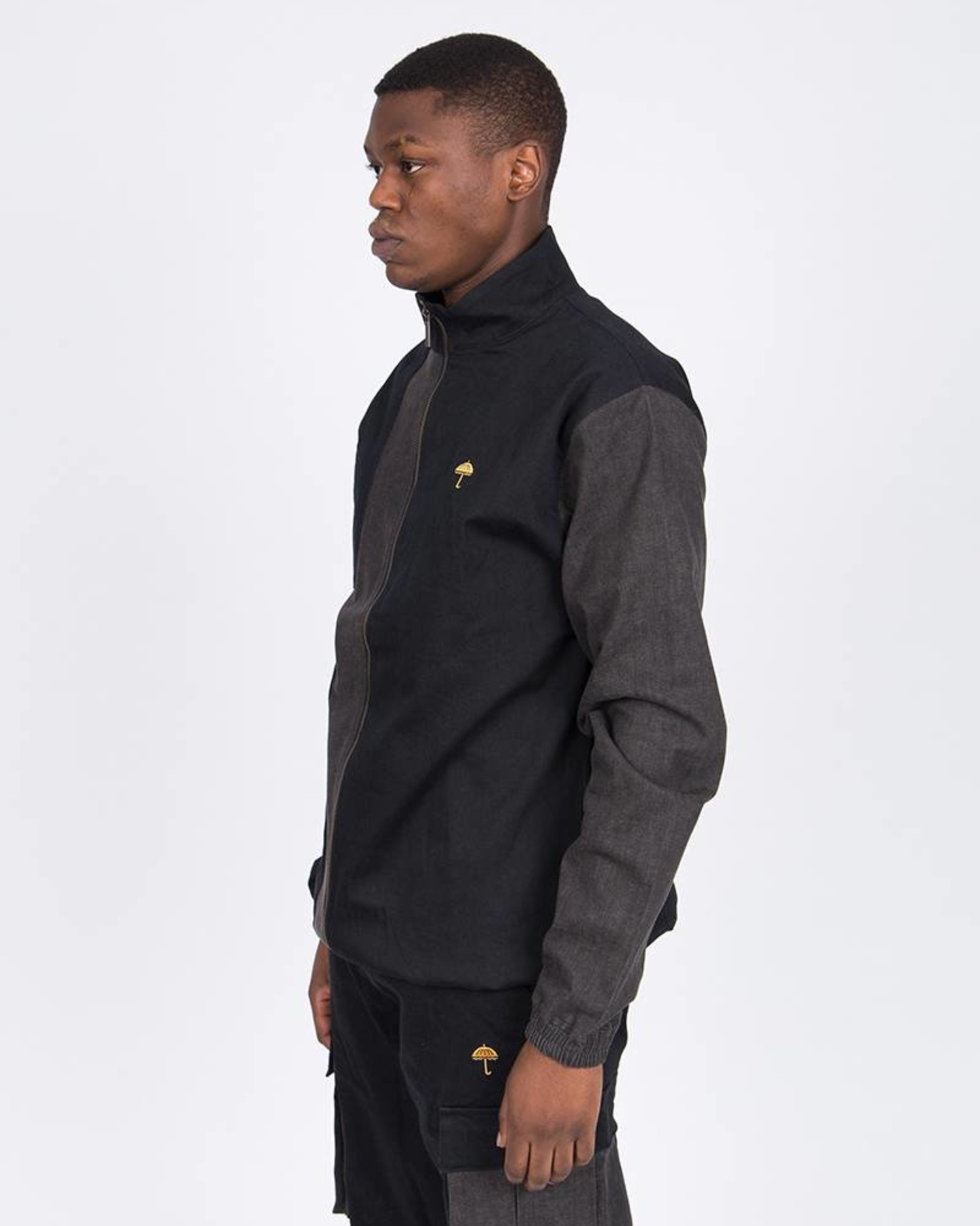 Helas Hall Denim Jacket Black