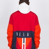 Helas Delta Jacket Red/Navy