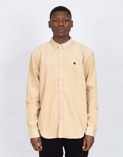 Carhartt Madison Cord Shirt Ceramics