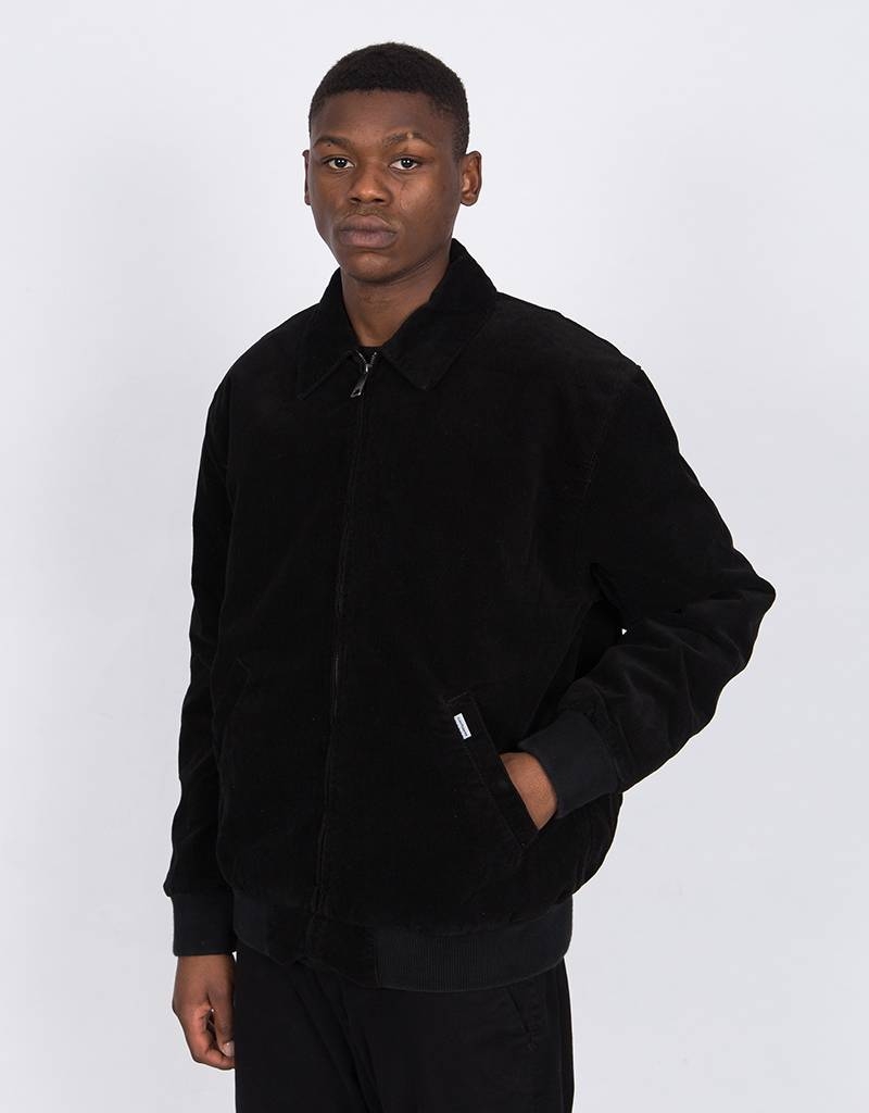 Carhartt Manchester  Jacket Corduroy Black