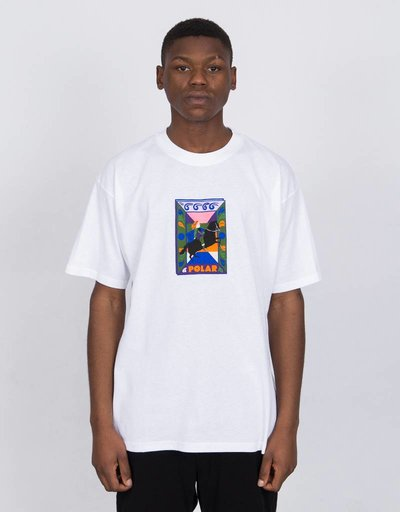 Polar Hero's Journey T-Shirt White
