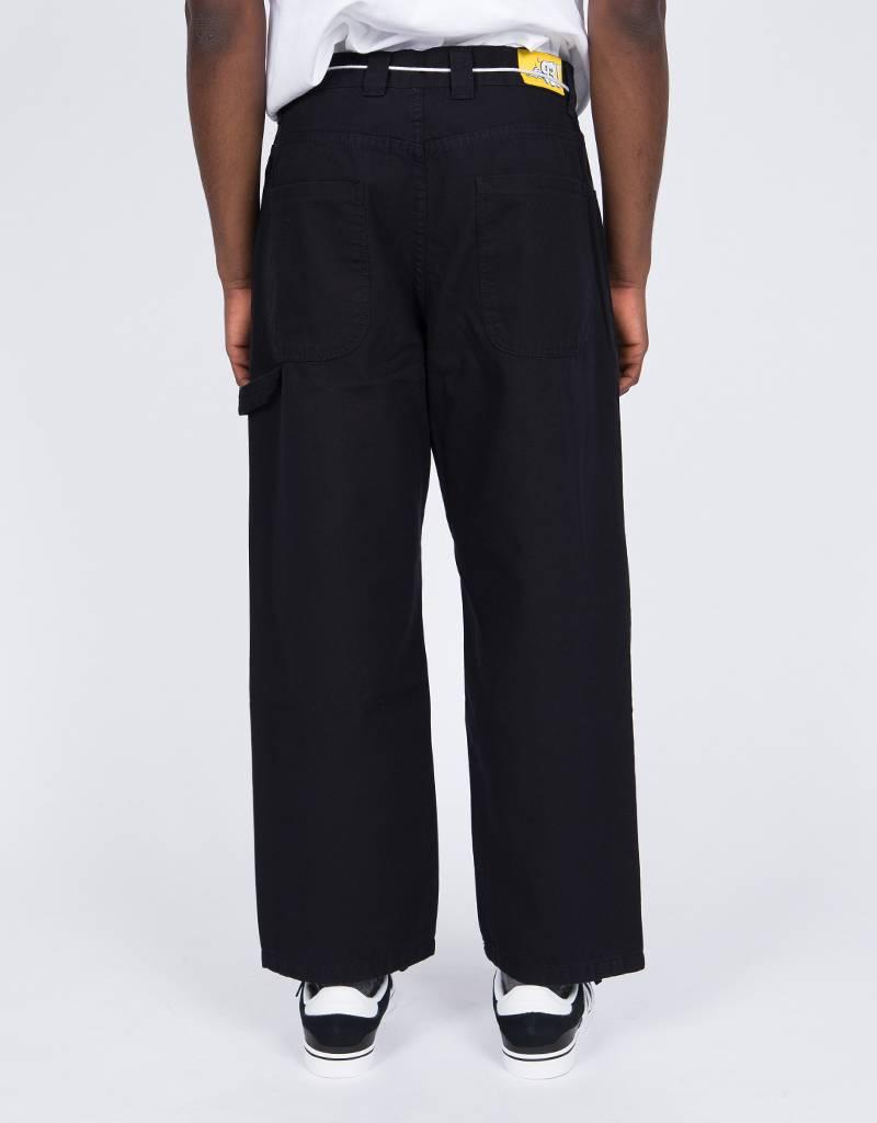 Polar 93 Canvas Pants Black