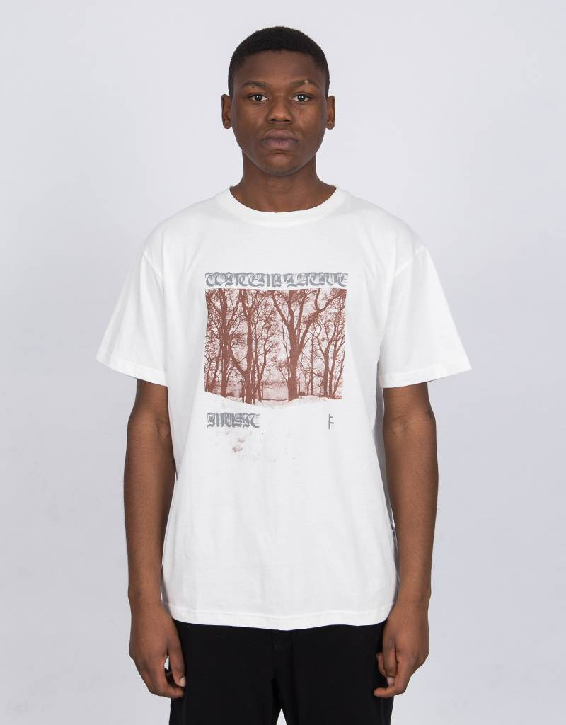 Former Contemplative Music T-Shirt White
