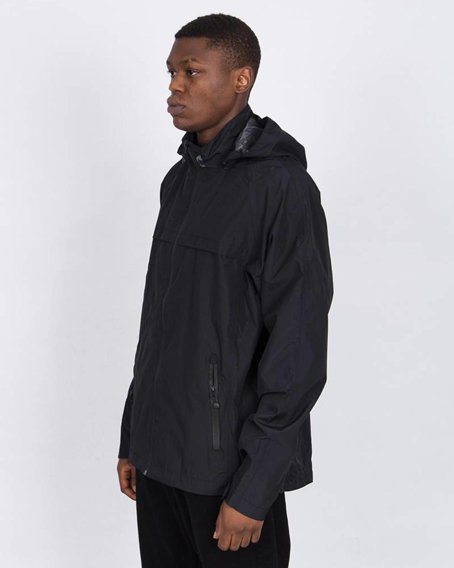Chrystie C Logo Jacket Black