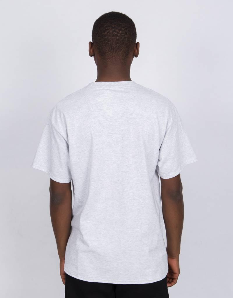 Chrystie Station T-Shirt Ash Grey