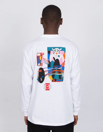 Polar Frequency Longsleeve White