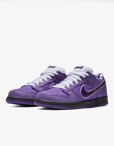 Nike SB Lobster Dunk low pro og QS Voltage Purple/Voltage Purple