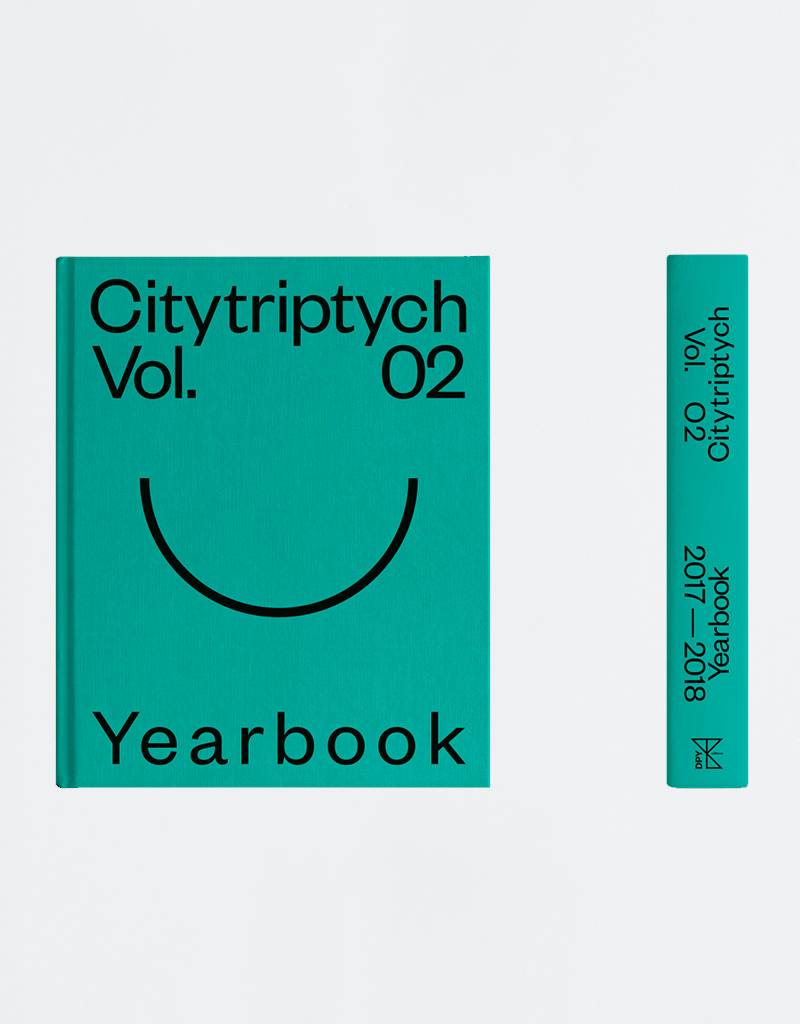 DPY Triptych Yearbook Vol 2