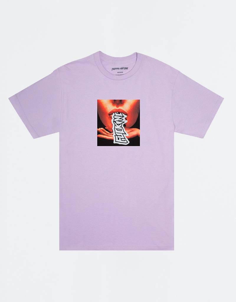 Fucking Awesome Slurp T-Shirt Orchid