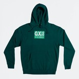GX1000 Japan Hoodie Green
