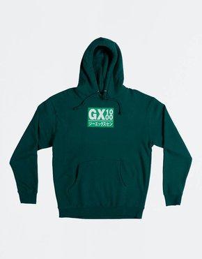 GX1000 GX1000 Japan Hoodie Green