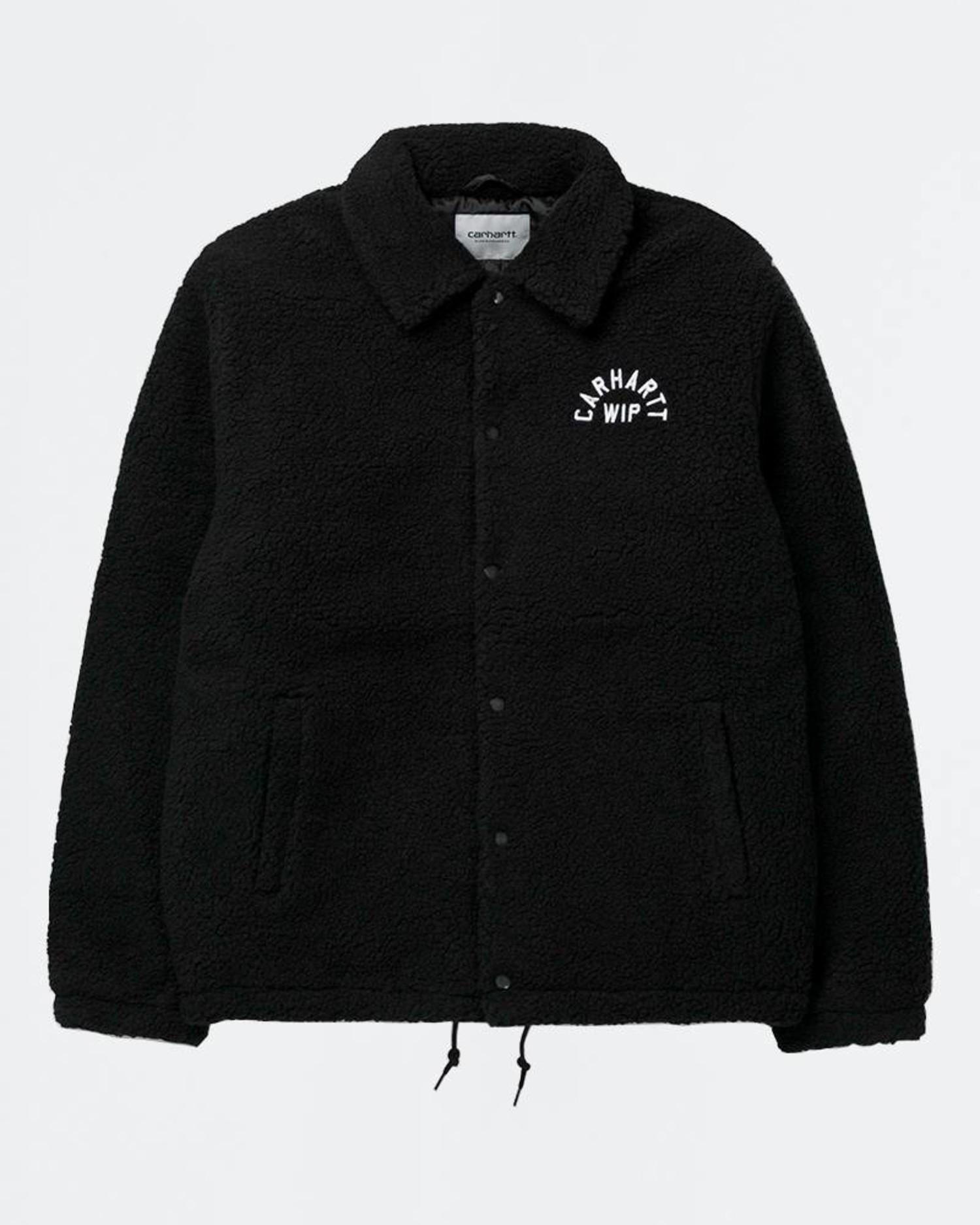 Carhartt Arch Coach jacket Black