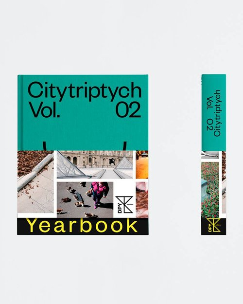 Dpy DPY Triptych Yearbook Vol 2