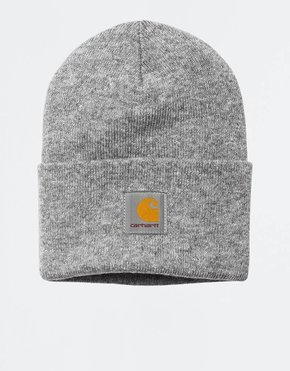 Carhartt Carhartt Watch Beanie Acrylic Grey Heather